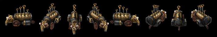 Hunter for Dismantlers. Робот «Вращающие Колеса»