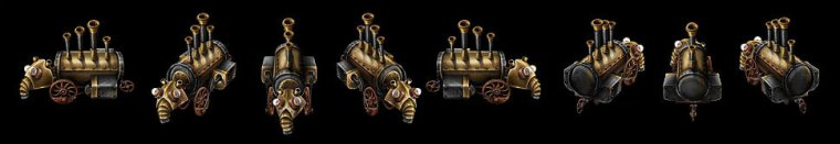 Hunter for Dismantlers. Робот «Обертаючі-Колеса»