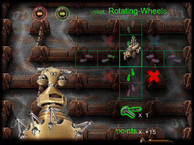screenshot Wolkthrough level4 new robot