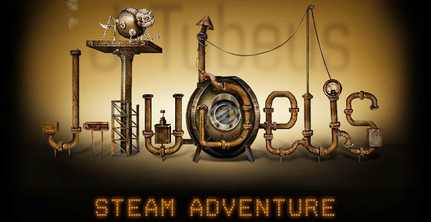 J-Tubeus. Steam Adventures. Icon 620x320