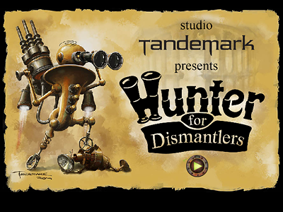 Hunter for Dismantlers. Грати у гру