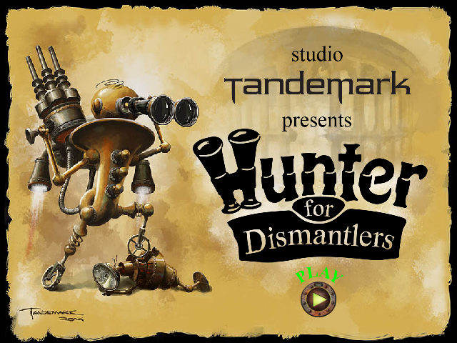 Hunter for Dismantlers. Screenshot
